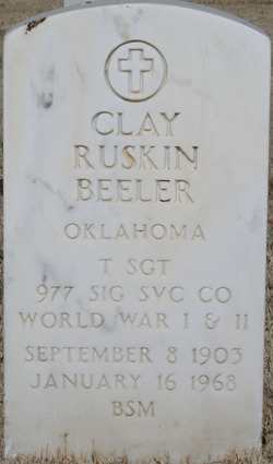 Clay Ruskin Beeler