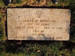 James Ward Morgan