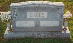 Lillian <i>Reis</i> Cales