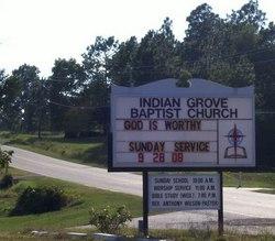 Indian Grove Baptist Church Cemetery