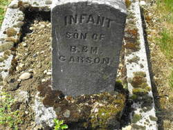 Infant Carson