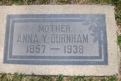 Anna <i>Young</i> Burnham