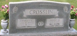 Bertha D. Crosslin