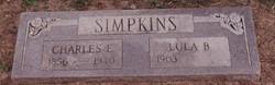 Charles Edward Simpkins