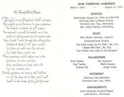 Jens Christian Andersen
