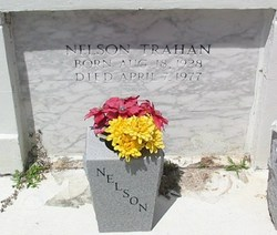 Nelson Trahan