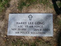 Harry Lee Long