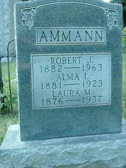 Alma I <i>Day</i> Ammann