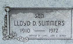 Lloyd Dale Summers