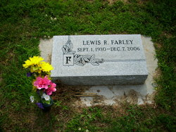 Lewis Ray Farley