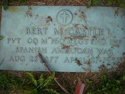 Bert M Castle