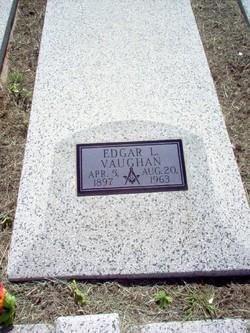 Edgar Lee Vaughan