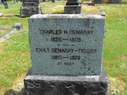 Emily Gertrude <i>Wyatt</i> Demaray