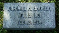 Richard Henry Barker