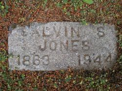 Calvin Sidney Jones