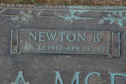 Newton Boyd McDonald