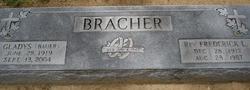 Rev Frederick Luther Bracher