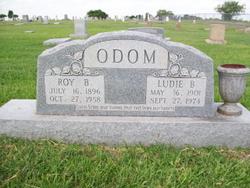 Ludie Brown <i>Cook</i> Odom