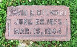 David E. Stewart
