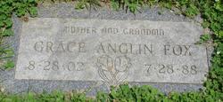 Grace Elizabeth <i>Anglin</i> Fox