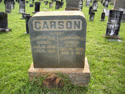 Edward Whiteside Carson