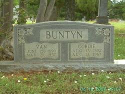 Cordielia Cordie <i>Thompson</i> Buntyn