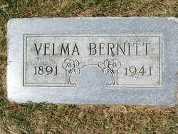 Velma <i>Jordan</i> Bernitt