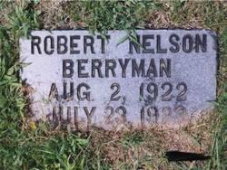 Robert Nelson Berryman
