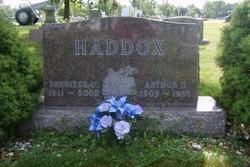Arthur C Haddox