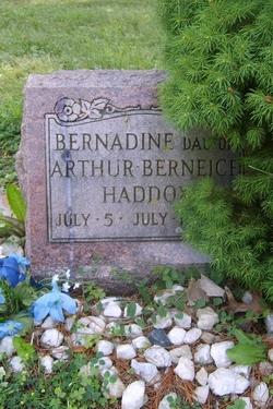 Bernadine Haddox