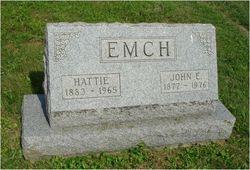 John Elmer Emch