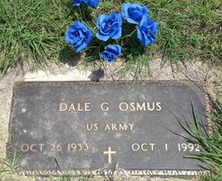 Dale G Osmus