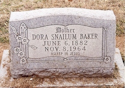 Dora <i>Walden</i> Baker
