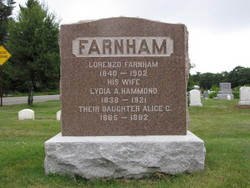 Alice C Farnham