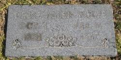 Reese Allen Wolfe