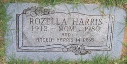 Angela Ray Harris