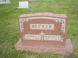 Ambrose Sylvester Becker