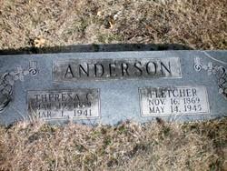 James Fletcher Fletcher Anderson