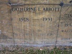 Catherine L Abbott