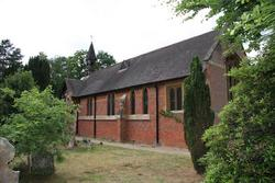 St Sebastian Churchyard