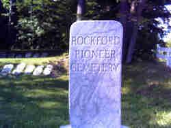 Rockford Pioneer Cemetery