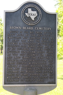 Brown-Beard Cemetery