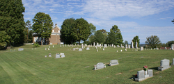 Saint Paul Presbyterian Church Cemetery