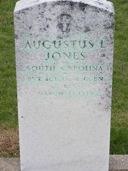Augustus L Jones
