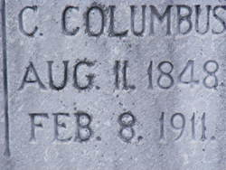 Christopher Columbus Jones