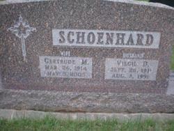 Gertrude Martha Schoenhard