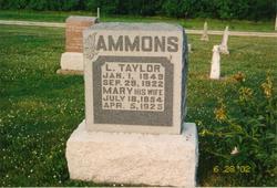 Lindsay Taylor Ammons