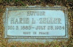 Mary Louisa Lula <i>Hunter</i> Zeller