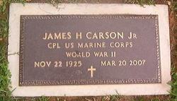 James H. Carson, Jr