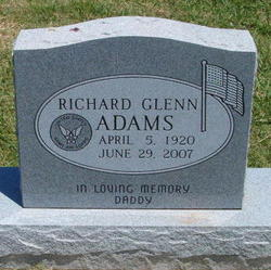 Richard Glenn Adams